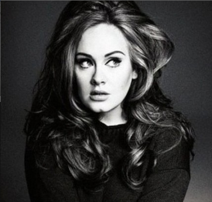 Maria is totally skinny Adele.