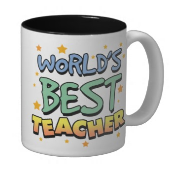 Thank you to all of the (good) teachers... we'll let you know who you are.