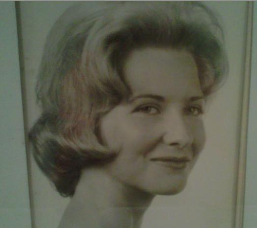 Abby's mom, an original Fancy Lady