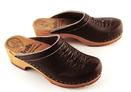 We begged Mom for these ugly, ugly shoes.