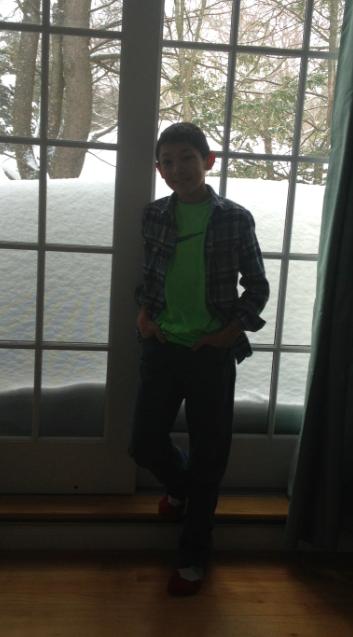 BRODIE SNOW